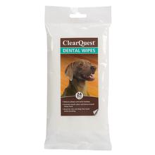 Clearquest Dog and Cat Dental Wipes