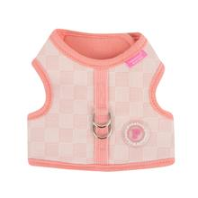 Clement Pinka Dog Harness by Pinkaholic - Pink
