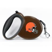 Cleveland Browns Retractable Dog Leash