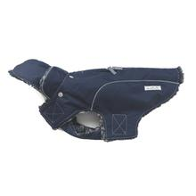 My Canine Kids Precision Fit Extreme Element Dog Parka - Navy