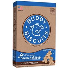 Cloud Star Buddy Biscuits Itty Bitty Dog Treats - Bacon & Cheese