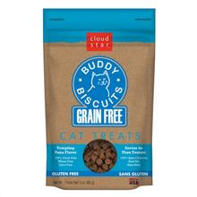 Buddy Biscuits Grain-Free Cat Treats - Tempting Tuna
