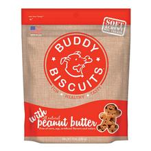 Buddy Biscuits Grain-Free Soft & Chewy Dog Treats - Homestyle Peanut Butter