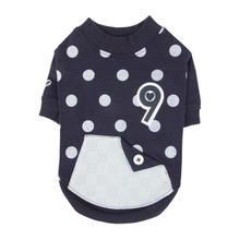 Coco Dog Shirt by Pinkaholic - Navy