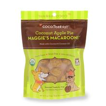 CocoTherapy Maggie's Macaroons Dogs Treats - Coconut Apple Pie