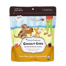 CocoTherapy Organic Coconut Chips Pet Treat