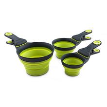 Collapsible KlipScoop by Popware - Green
