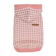 Collette Hooded Dog Shirt By Puppia - Pink