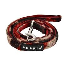 Colonel Dog Leash by Puppia - Wine Camo