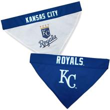 Kansas City Royals Reversible Dog Bandana Collar Slider