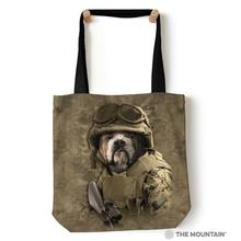 Combat Sam Tote Bag by The Mountain
