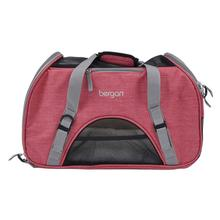Bergan Comfort Pet Carrier - Berry