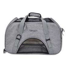 Bergan Comfort Pet Carrier - Grey