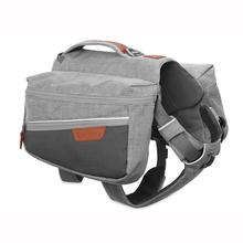 Commuter Dog Pack by RuffWear - Cloudburst Gray