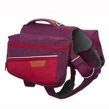 Commuter Dog Pack by RuffWear - Larkspur Purple