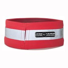 Corky's Reflective Wear Dog Overcollar - Doggone Red