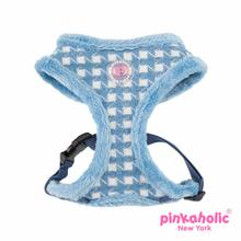 Cosmo Adjustable Dog Harness by Pinkaholic - Blue