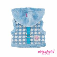 Cosmo Pinka Dog Harness by Pinkaholic - Blue