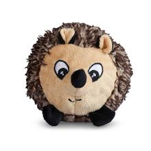 Country Critter Faballs Dog Toy - Hedgehog
