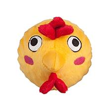 fabdog® Country Critter faball® Dog Toy - Chicken