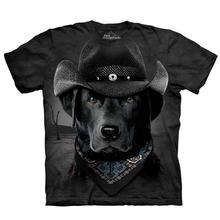 Cowboy Lab - Human T-Shirt by The Mountain