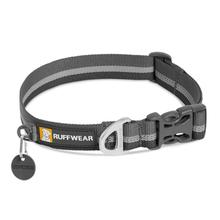 Crag Dog Collar by RuffWear - Granite Gray