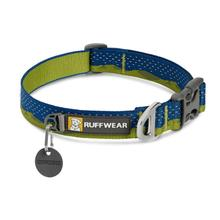 Crag Dog Collar by RuffWear - Green Hills