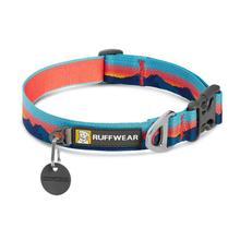 Crag Dog Collar by RuffWear - Sunset