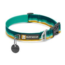Crag Dog Collar by RuffWear - Seafoam