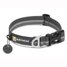 Crag Dog Collar by RuffWear - Twilight Gray