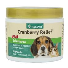 Cranberry Relief Pet Powder by NaturVet