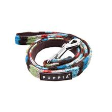 Crayon Dog Leash By Puppia - Brown