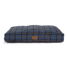 Crescent Lake Plaid Pet Napper Dog Bed by Pendleton Pet