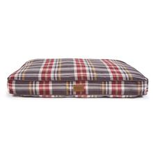 Breslin Plaid Pet Napper Dog Bed by Pendleton Pet
