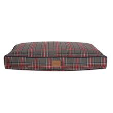 Grey Stewart Tartan Pet Napper Dog Bed by Pendleton® Pet