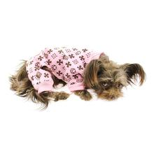 Crown Dog Pajamas by Hip Doggie - Pink