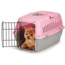 Cruising Companion Carry-Me Dog Crate - Peony