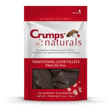 Crumps' Naturals Liver Fillets Dog Treat