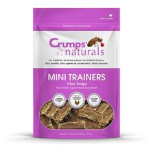 Crumps' Naturals Mini Trainers Dog Treats - Chic Snaps