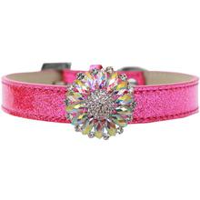 Crystal Blanche Ice Cream Dog Collar - Pink