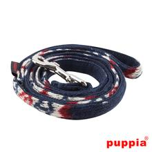 Cupid Dog Leash by Puppia - Navy