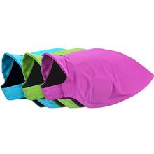 Barrier Waterproof Dog Jacket by Cycle Dog - Fuchsia