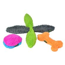 Cycle Dog Duraplush Dog Toys - Puppy Pack