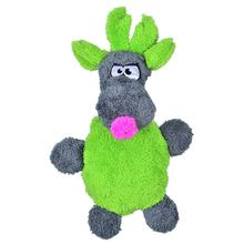 Cycle Dog Duraplush Holiday Dog Toy - Holiday Reindeer