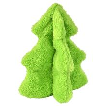 Cycle Dog Duraplush Holiday Dog Toy - Holiday Tree