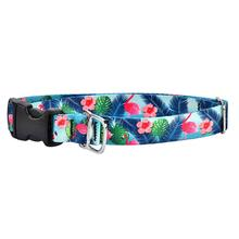 Cycle Dog Ecoweave Flamingos Dog Collar