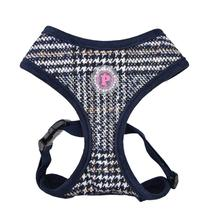 Da Vinci Basic Style Dog Harness By Pinkaholic - Navy
