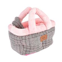 Da Vinci Basket Dog Bed By Pinkaholic - Pink