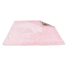 Da Vinci Dog Blanket By Pinkaholic - Pink