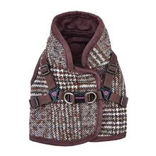 Da Vinci Vest Dog Harness By Pinkaholic - Brown